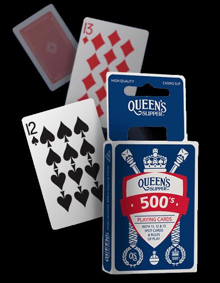 poker queen high